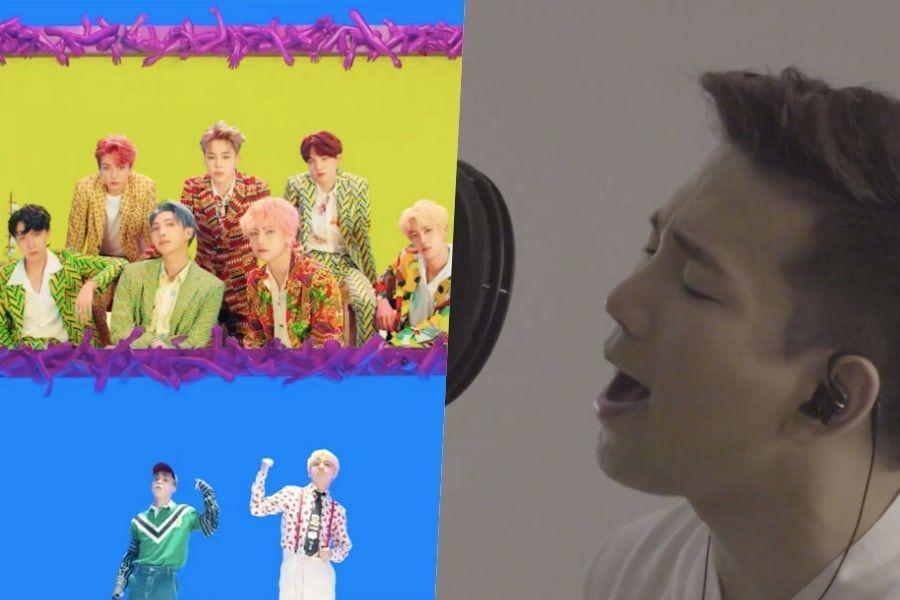 """G.O hace un cover de """"Idol"""" de BTS en conmovedor remix"""