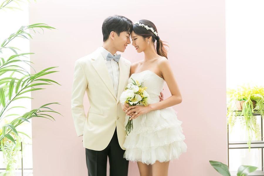 Ex miembro de ToppDogg P-Goon y ex miembro de Rania Yumin se casan