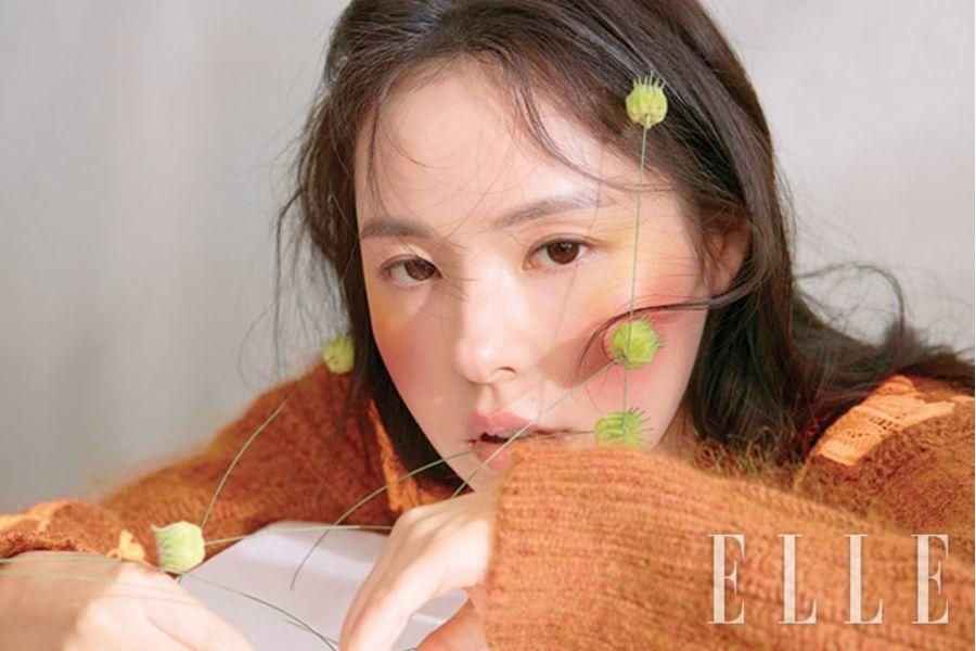 Min Hyo Rin comparte sus tips de maquillaje + qué tipo de mujer le gustaría convertirse