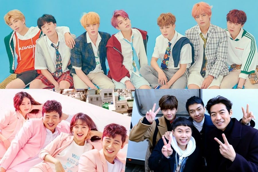 "BTS, ""Fight My Way"", ""Master In The House"" y más son los ganadores de los 45th Korean Broadcasting Awards"