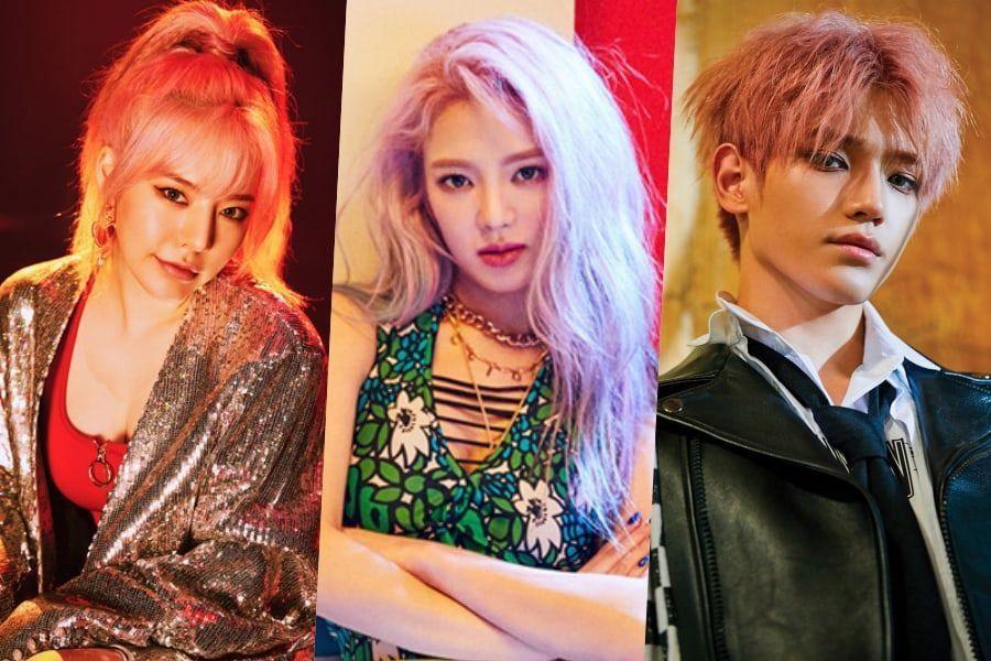 Sunny y Hyoyeon de Girls' Generation y Taeyong de NCT participarán en nueva canción de Hitchhiker