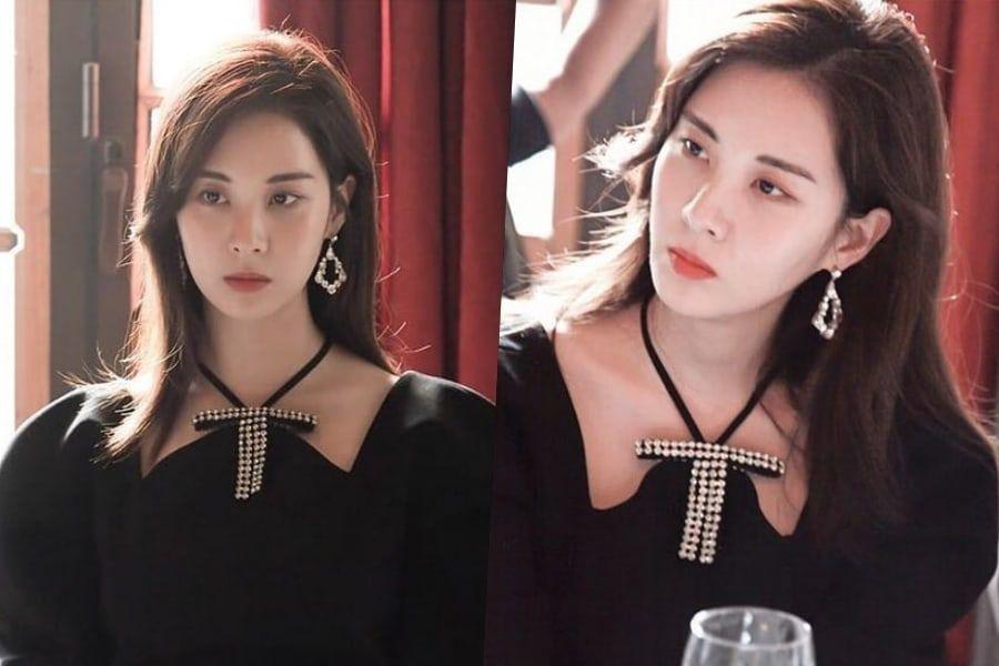 """Seohyun de Girls' Generation pasa por una dramática transformación en """"Time"""""""
