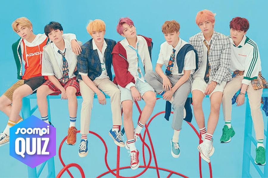 """Prueba: ¿Qué concepto de """"Love Yourself"""" de BTS eres?"""