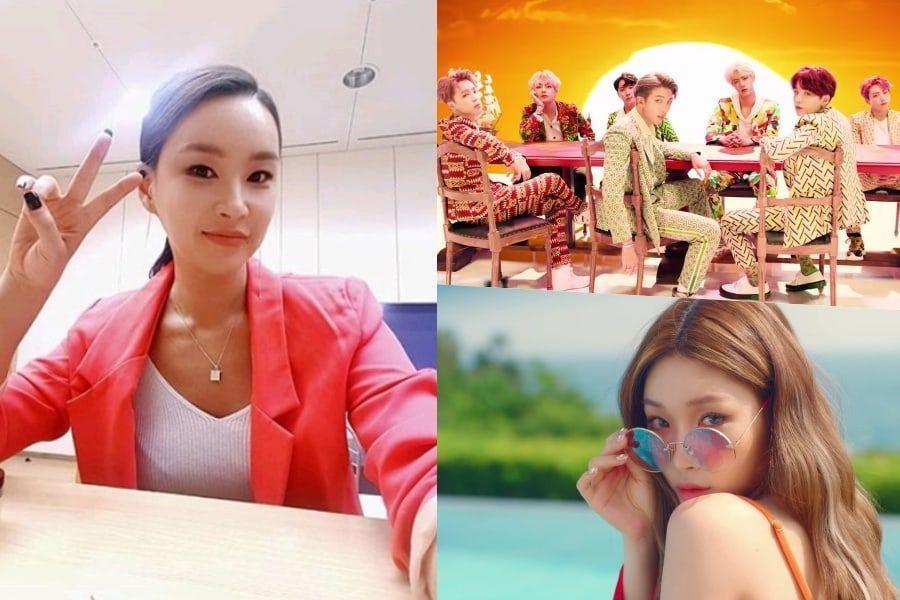 La coreógrafa Bae Yoon Jung habla sobre los mejores bailarines ídolos y sus famosas coreografías del K-Pop