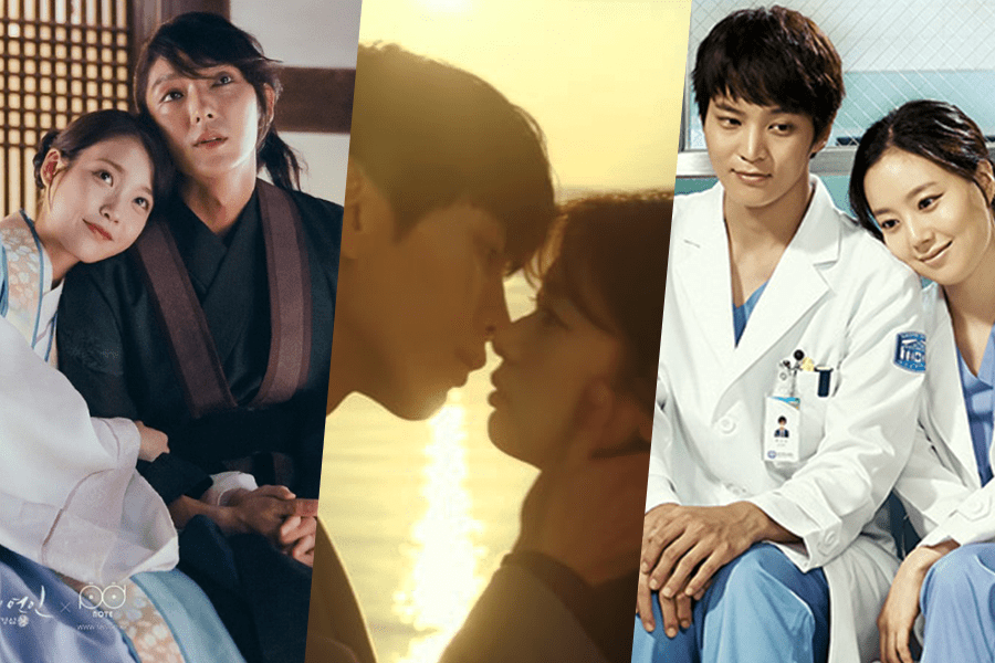 11 K-Dramas con satisfactorios romances a fuego lento