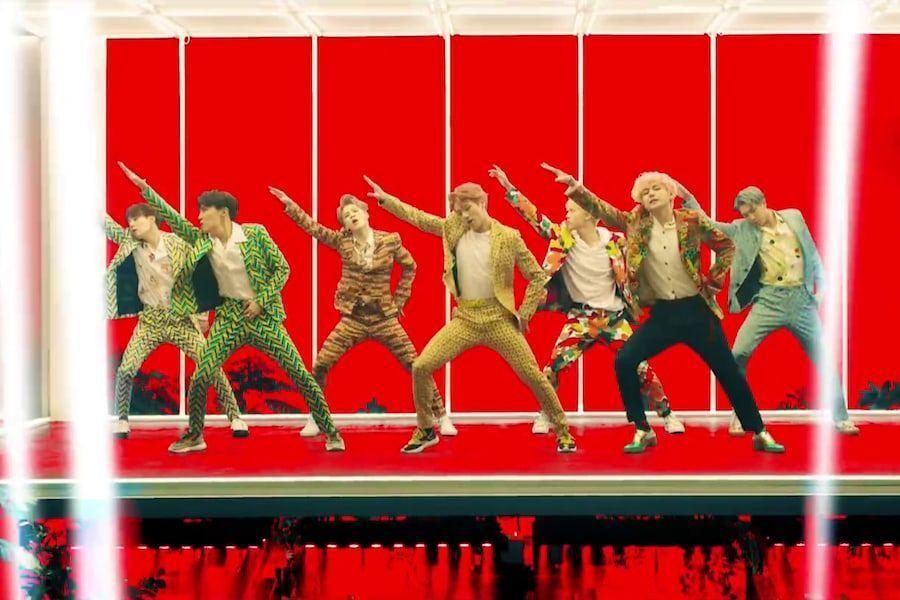 """El MV """"IDOL"""" de BTS alcanza las 100 millones de reproducciones en tiempo récord"""