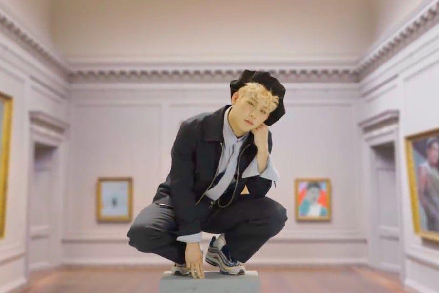 """[Actualizado] Jooheon de MONSTA X revela lista de canciones para su próximo mixtape """"DWTD"""""""