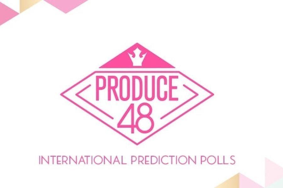 """Echa un vistazo al Top 12 final en nuestra encuesta de predicción internacional de """"Produce 48"""""""