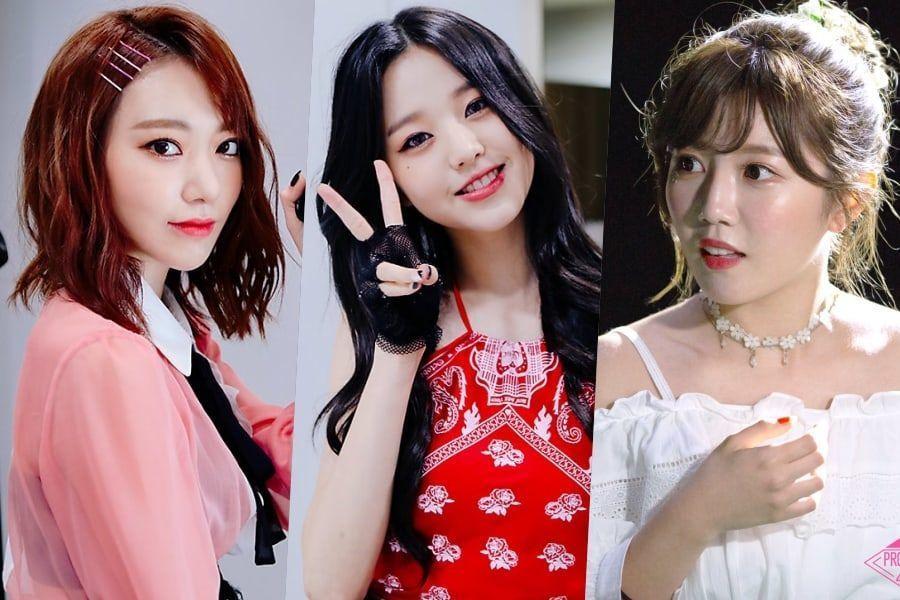 """""""Produce 48"""" y las concursantes encabezan la lista de lo más comentado en la categoría de no-dramas antes de la final"""