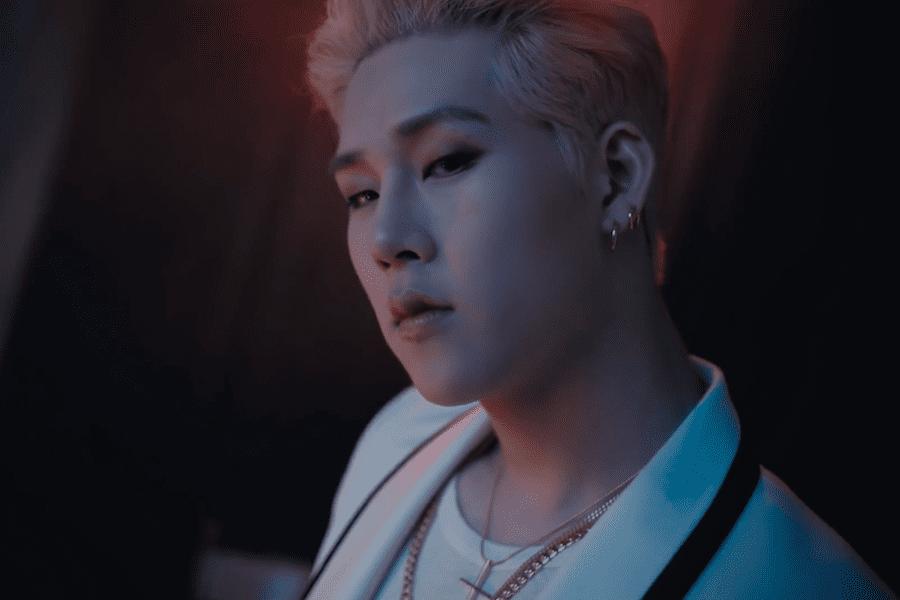 """Jooheon de MONSTA X muestra carisma y estilo en video musical para """"Red Carpet"""""""