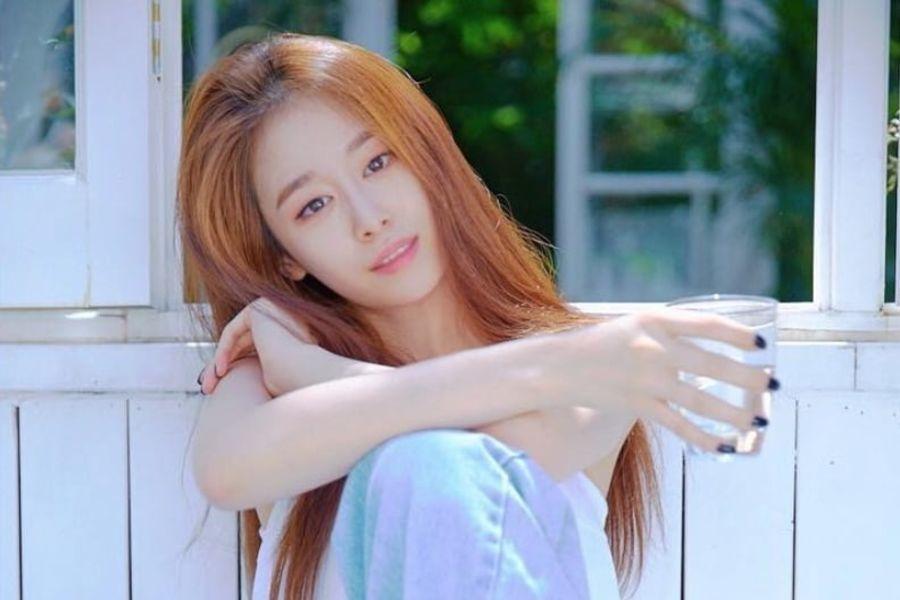 Jiyeon de T-ara actualiza a fans luego de posponer evento debido a problemas de salud