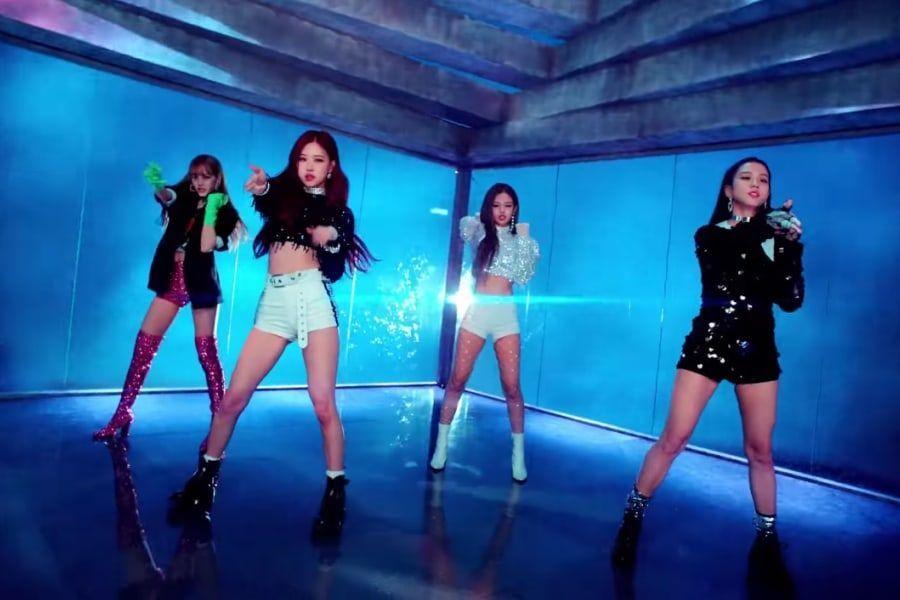 """""""DDU-DU DDU-DU"""" de BLACKPINK es el único video de K-Pop entre las 10 canciones principales de YouTube en su lista global de verano"""