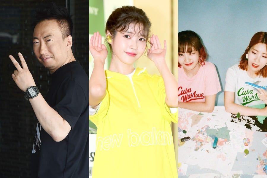 Park Myung Soo comparte su deseo por colaborar con IU y Bolbbalgan4