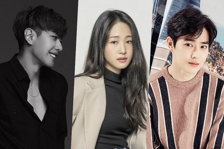 La actriz musical Lee Soo Bin comparte su experiencia trabajando con Park Hyo Shin y Suho de EXO