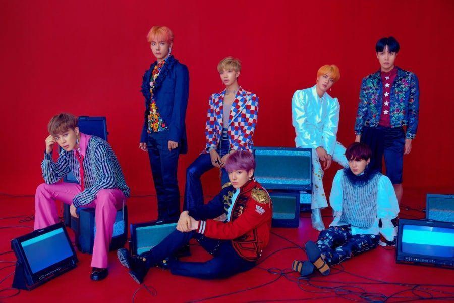 """""""Love Yourself: Answer"""" de BTS se convierte en su segundo álbum en tomar el número 1 en Billboard 200"""