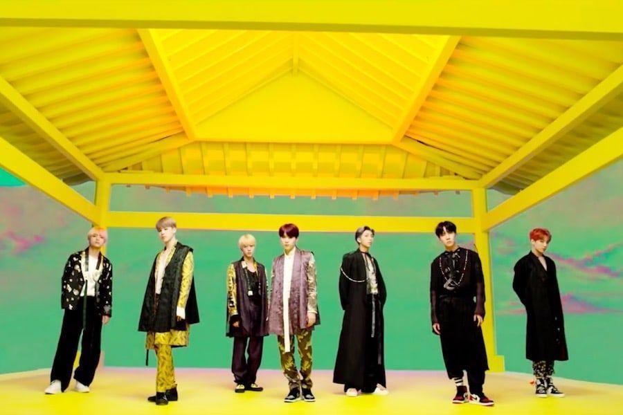 """Se confirma a """"IDOL"""" de BTS como el MV con la mayor cantidad de vistas en las primeras 24 horas en la historia de YouTube"""