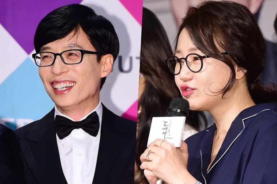 Yoo Jae Suk y Kim Eun Sook hacen donaciones para ayudar a las víctimas que sufren debido a las fuertes lluvias