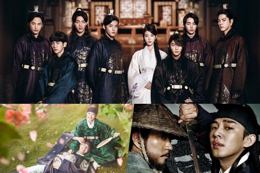 Los mejores K-Dramas históricos de cada periodo de tiempo