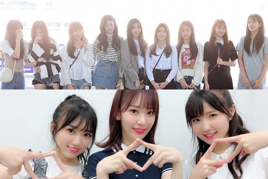 """El grupo IZ*ONE de """"Produce 48"""" responde a los informes de su fecha de debut"""