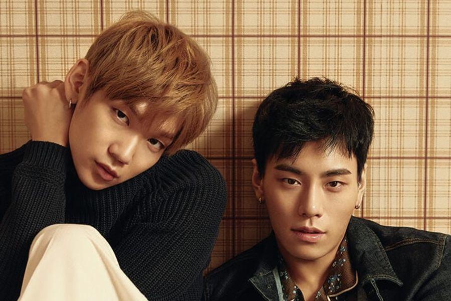 Kenta y Kim Sang Ryun abren cuentas en las redes sociales antes de su debut como JBJ95
