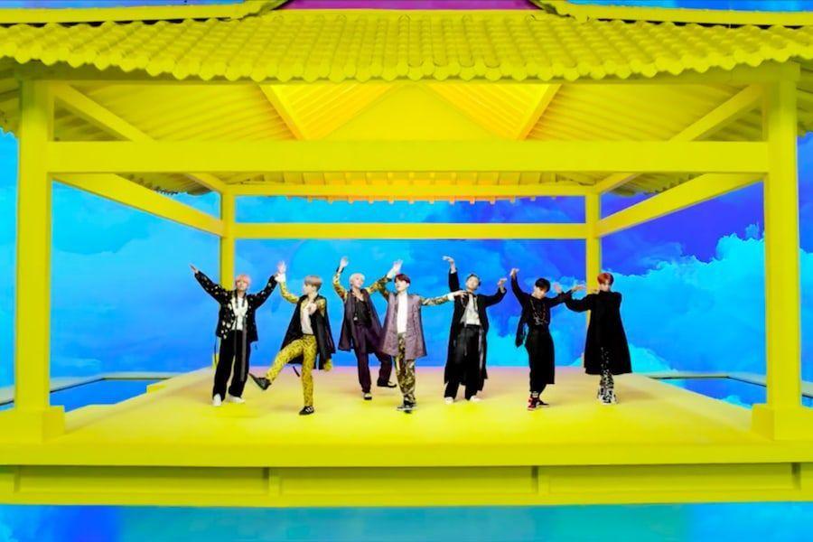"""BTS se coloca en el puesto 11 de la lista """"Hot 100"""" de Billboard con """"IDOL"""""""
