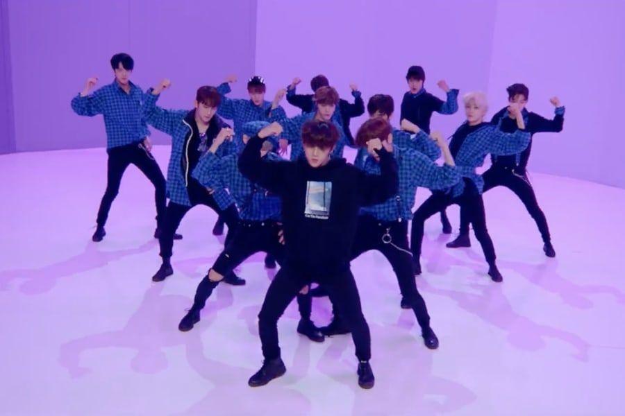 """The Boyz publica su MV para """"Right Here"""""""