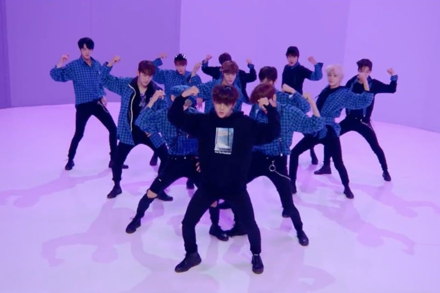 "The Boyz publica su MV para ""Right Here"""