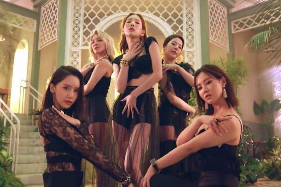 """Miembros de Girls' Generation hacen un fiero regreso como la unidad Oh!GG con el MV de """"Lil' Touch"""""""
