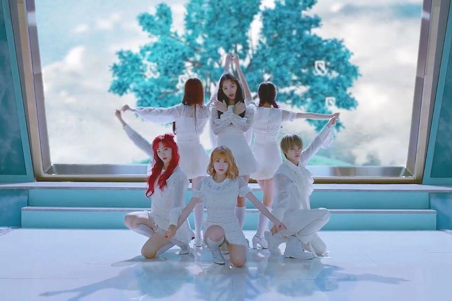 """GWSN hace un atractivo debut con el MV de """"Puzzle Moon"""""""