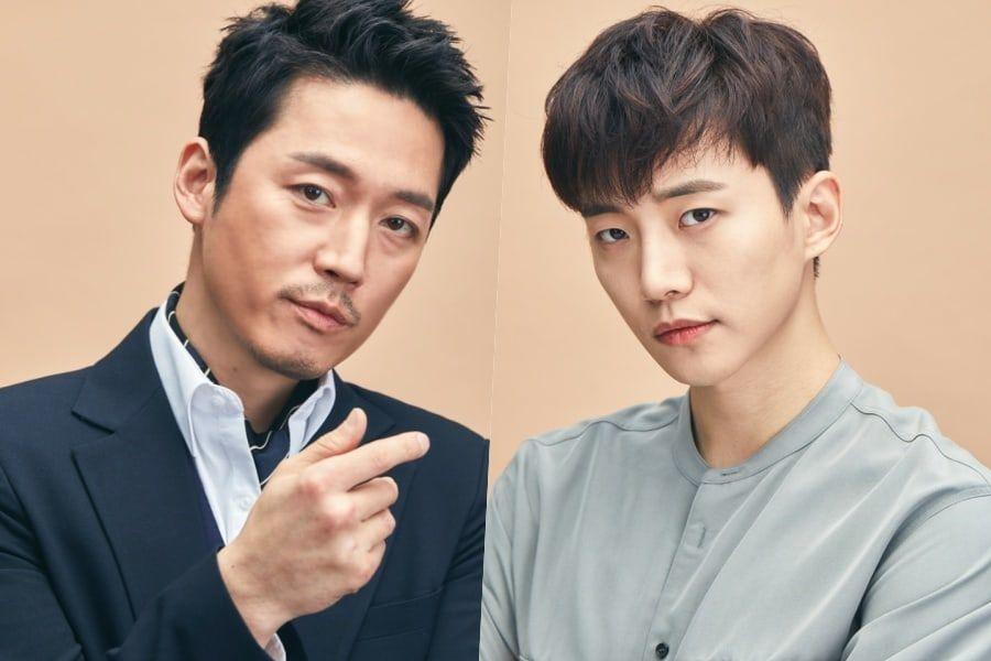 """Jang Hyuk da las gracias a su compañero en """"Wok Of Love"""", Junho de 2PM, por enviar un camión de café al set de su nuevo drama"""