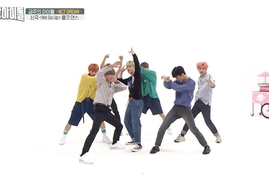 """NCT Dream impresiona con sus desafíos de baile en """"Weekly Idol"""""""
