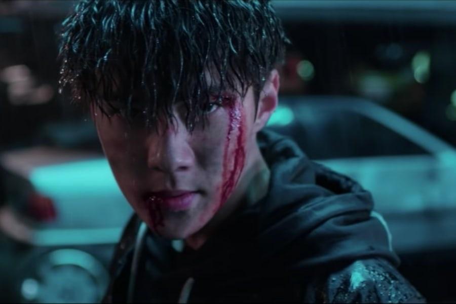 """Sehun de EXO es feroz en nuevo adelanto para """"Dokgo Rewind"""""""
