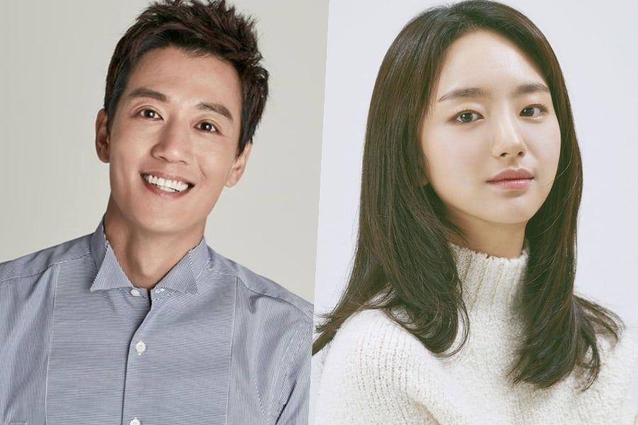 Kim Rae Won y Won Jin Ah confirmados como protagonistas de una nueva película