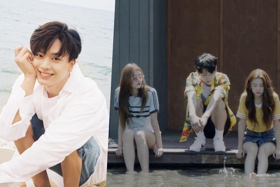 """Yook Sungjae de BTOB canta """"Confession"""" en un MV para el remake de la banda sonora de """"Temptation Of Wolves"""""""