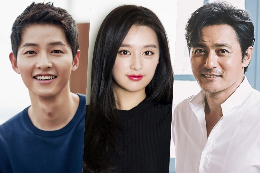 El próximo drama de Song Joong Ki y Kim Ji Won considera varias temporadas