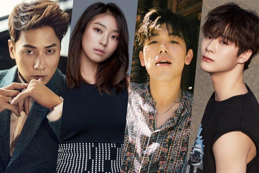 Andy de Shinhwa, Bora, Eric Nam, Moonbin de ASTRO y otros más son confirmados para nuevo especial de Chuseok de tvN
