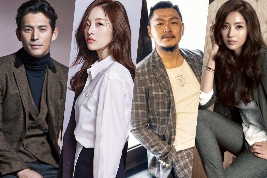 Ganadores del 6th Korean Art And Cultural Awards