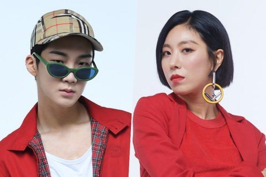 "Lia Kim elige a Lee Seung Hoon de WINNER como su rival en ""Dancing High"""