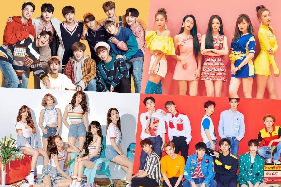 "Wanna One, Red Velvet, AOA, PENTAGON y más, se presentarán en el ""2018 K-Pop World Festival In Changwon"""