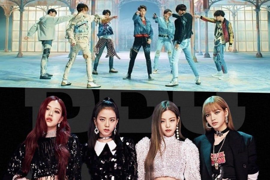 BTS y BLACKPINK ganan en los 2018 MTV Video Music Awards Japan