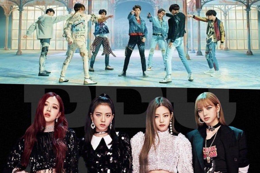 BTS y BLACKPINK ganan en los 2018 MTV Video Music Awards Japan