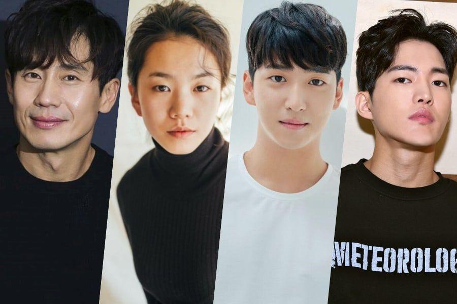 """El remake coreano de """"Luther"""" de BBC anuncia su elenco completo"""