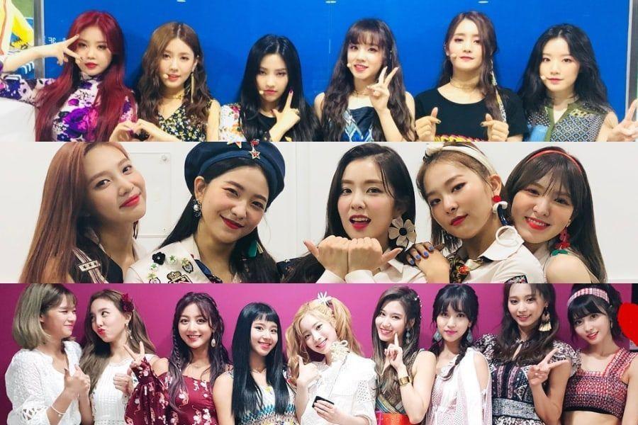 Se revela el ranking de reputación de marca de grupos femeninos del mes de septiembre