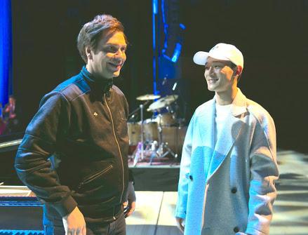 Chen de EXO es altamente elogiado por el mundialmente reconocido pianista y compositor Steve Barakatt
