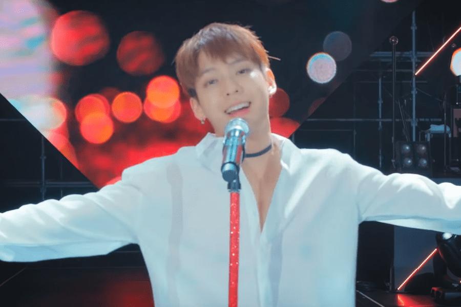 """Minhyuk de BTOB canta de forma dulce en video especial para la versión coreana de """"All Day"""""""