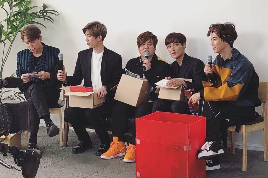 H.O.T. celebra su 22º aniversario de debut y habla sobre la posibilidad de realizar una gira