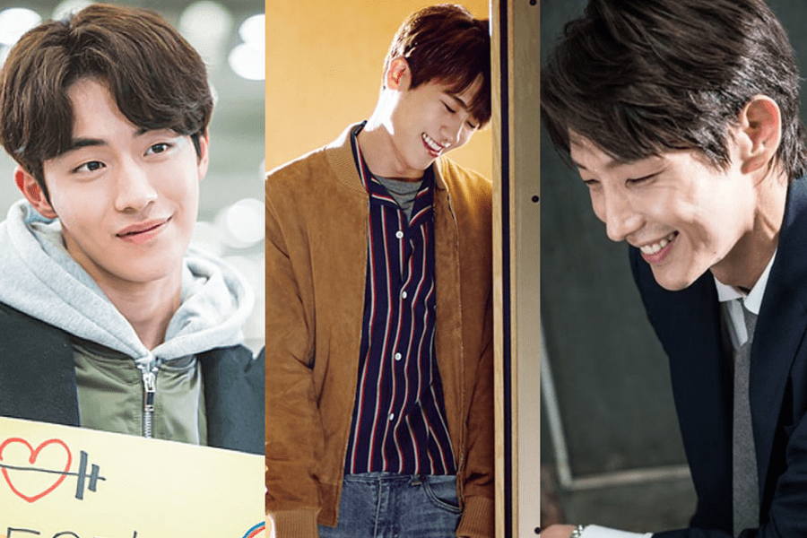 """5 protagonistas de K-Drama que rompen la tóxica imagen del """"chico malo"""""""
