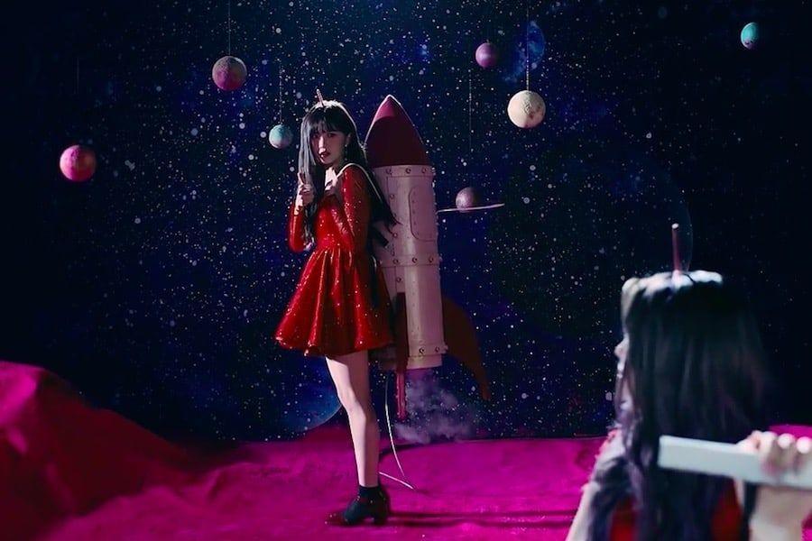 """[Actualizado] fromis_9 libera MV teaser para """"Love Bomb"""""""