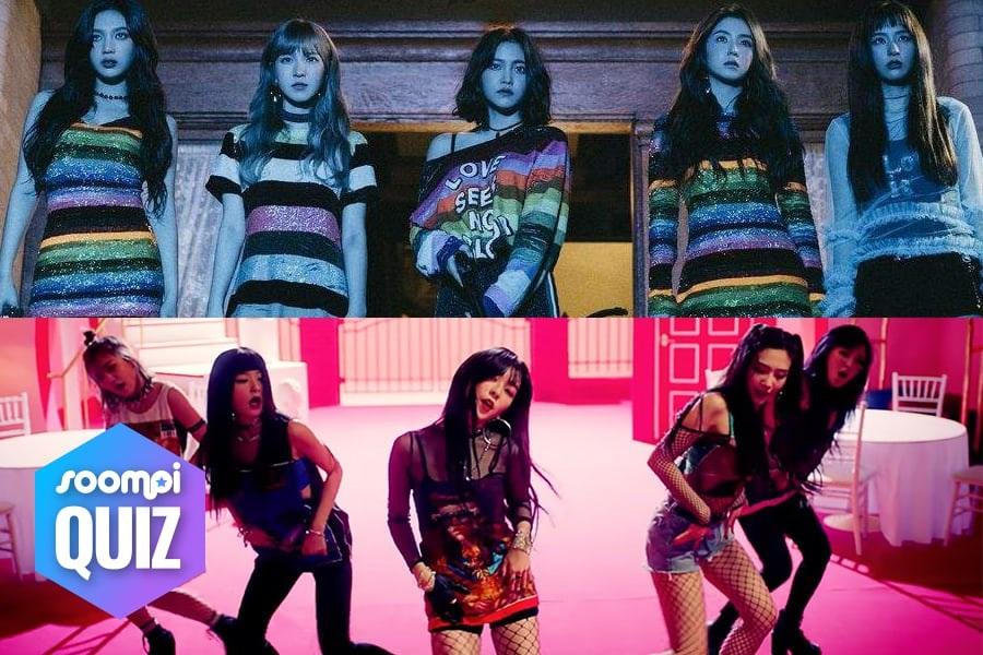 Prueba: ¿A qué estilo de era de Red Velvet perteneces?