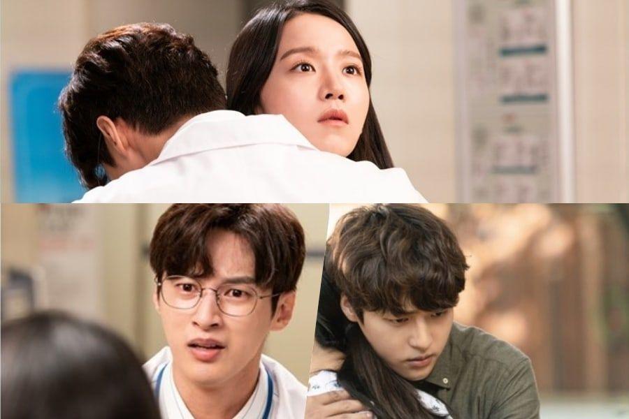 """Shin Hye Sun experimenta dos tipos de abrazos diferentes en """"30 But 17"""""""